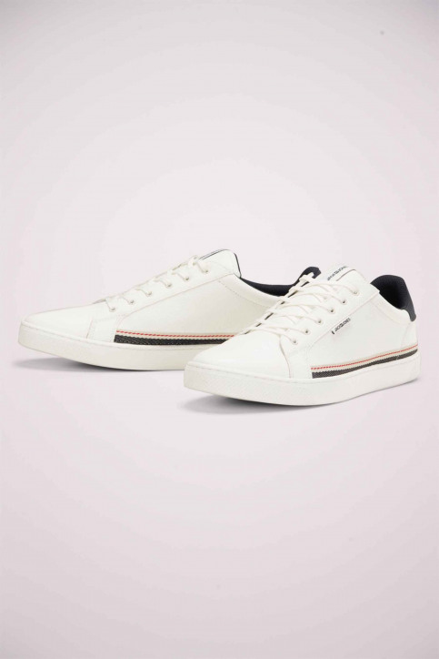 ACCESSORIES BY JACK & JONES Chaussures blanc 12150729_BRIGHT WHITE img1