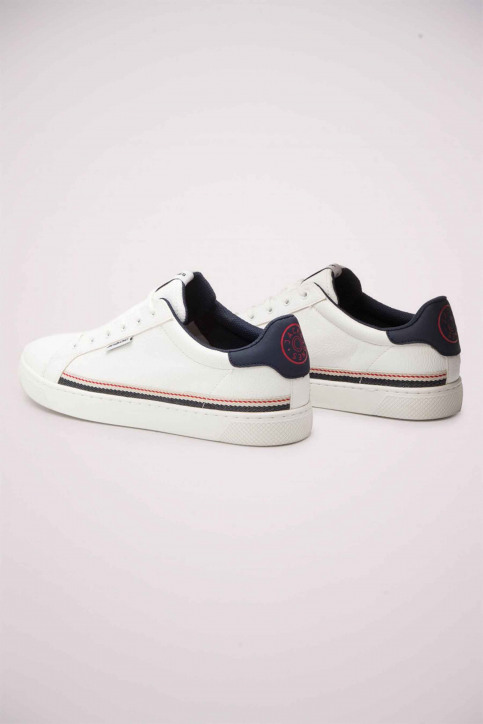ACCESSORIES BY JACK & JONES Chaussures blanc 12150729_BRIGHT WHITE img3