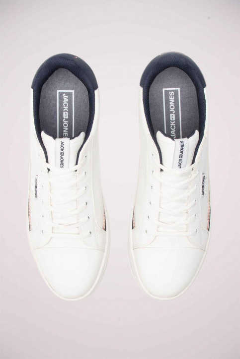 ACCESSORIES BY JACK & JONES Chaussures blanc 12150729_BRIGHT WHITE img5