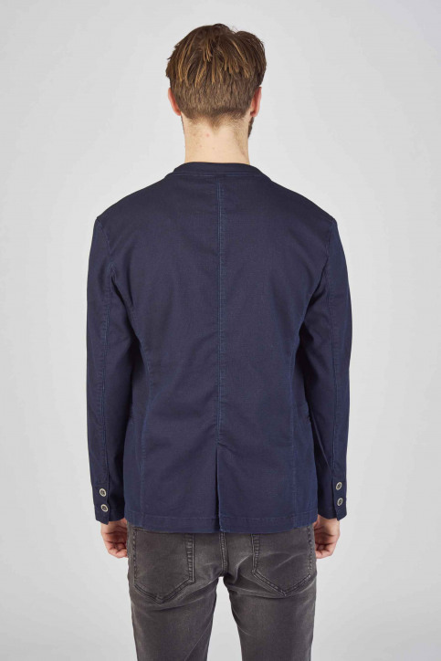 PREMIUM BLUE BY JACK & JONES Blazers denim 12150796_BLUE DENIM img3