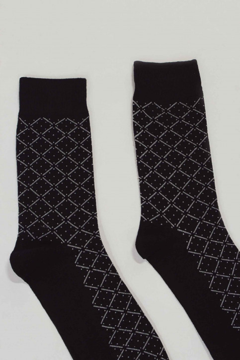 ACCESSORIES BY JACK & JONES Chaussettes noir 12152226_BLACK img2