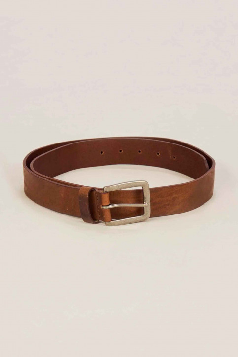 ACCESSORIES BY JACK & JONES Riemen bruin 12152757_MOCHA BISQUE img1
