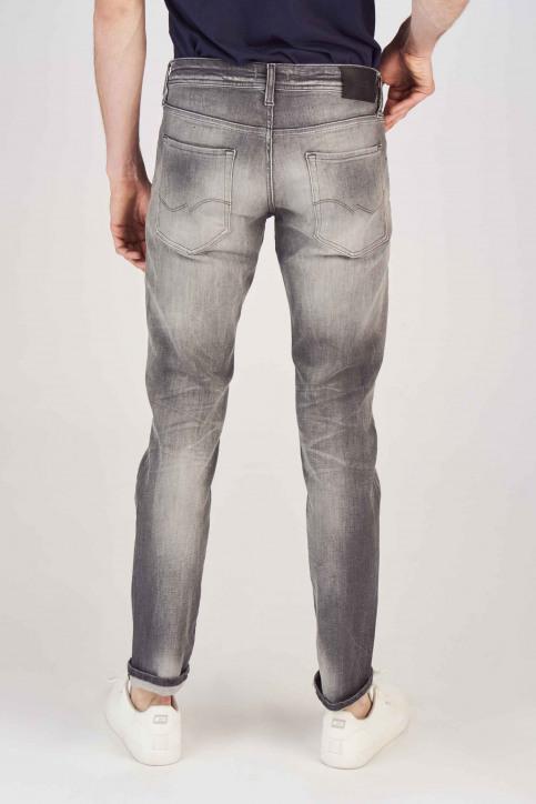 JACK & JONES JEANS INTELLIGENCE Jeans slim grijs 12154483_GREY DENIM img3