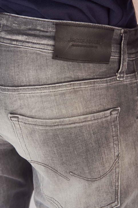 JACK & JONES JEANS INTELLIGENCE Jeans slim grijs 12154483_GREY DENIM img4