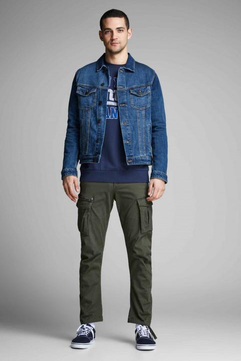 JACK & JONES JEANS INTELLIGENC Jassen (jeans) denim 12154576_BLUE DENIM img2