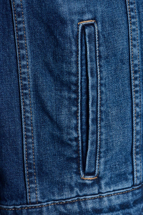 JACK & JONES JEANS INTELLIGENC Jassen (jeans) denim 12154576_BLUE DENIM img9