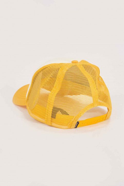 ACCESSORIES BY JACK & JONES Casquettes 12154875_YOLK YELLOW img2