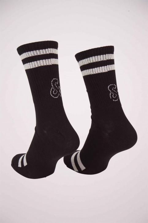 ACCESSORIES BY JACK & JONES Sokken zwart 12154953_BLACK img2
