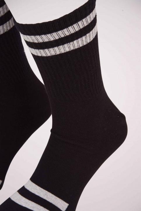ACCESSORIES BY JACK & JONES Sokken zwart 12154953_BLACK img3