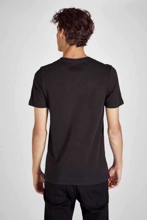 CORE BY JACK & JONES T-shirts (korte mouwen) zwart 12155105_BLACK SLIM img3