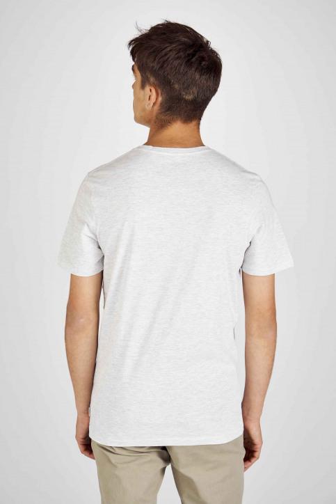 CORE BY JACK & JONES T-shirts (manches courtes) 12155105_WHITE MELANGE S img3