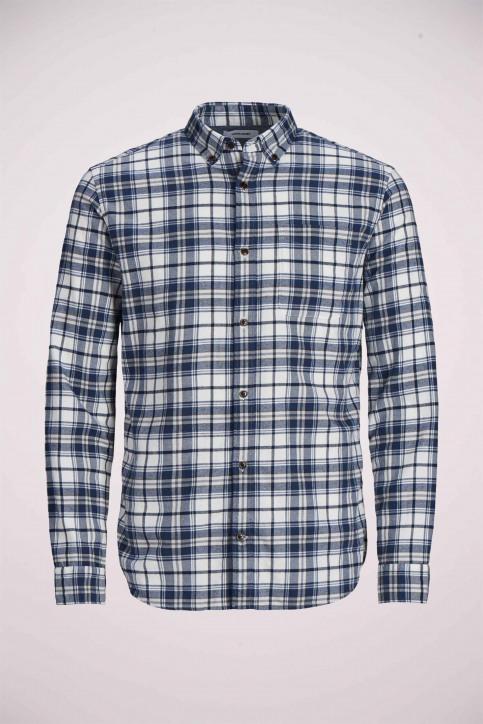 ORIGINALS BY JACK & JONES Chemises (manches longues) blanc 12155371_WHITE SLIM FIT img6