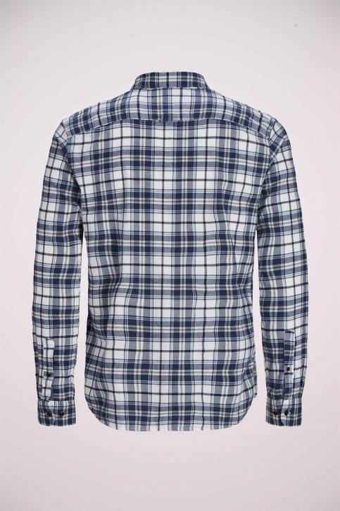 ORIGINALS BY JACK & JONES Chemises (manches longues) blanc 12155371_WHITE SLIM FIT img7