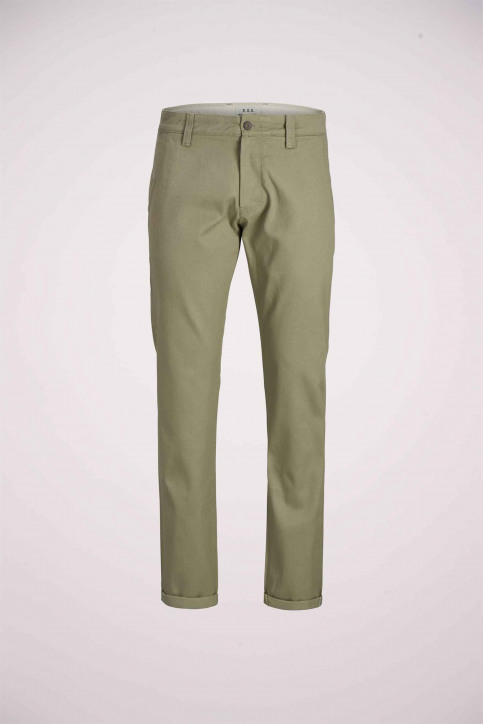 JACK & JONES JEANS INTELLIGENCE Colorbroeken rood 12155559_KELP img6