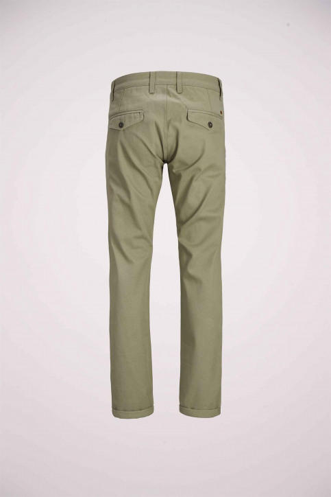 JACK & JONES JEANS INTELLIGENCE Colorbroeken rood 12155559_KELP img7