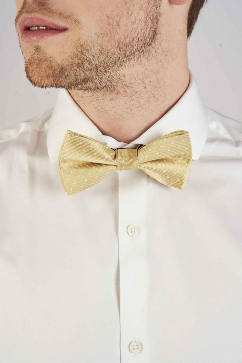 ACCESSORIES BY JACK & JONES Noeuds papillon jaune 12155769_MISTED YELLOW img2