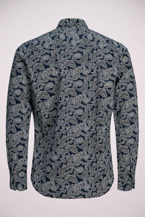 PREMIUM by JACK & JONES Hemden (lange mouwen) blauw 12156077_NAVY BLAZER img6