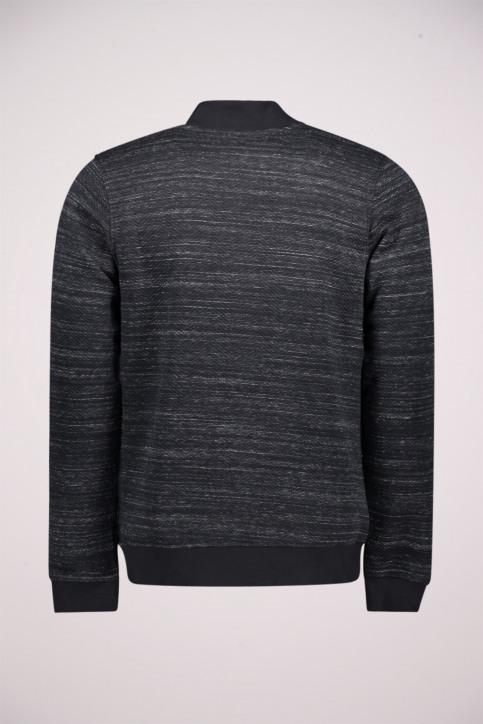PREMIUM BLUE BY JACK & JONES Sweaters (gilet) zwart 12156941_BLACK SLIM FIT img2