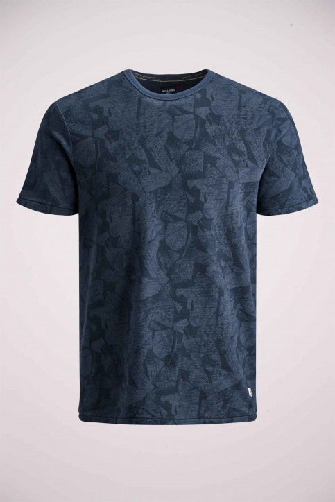 PREMIUM BLUE BY JACK & JONES T-shirts (korte mouwen) blauw 12157967_MOOD INDIGO img6