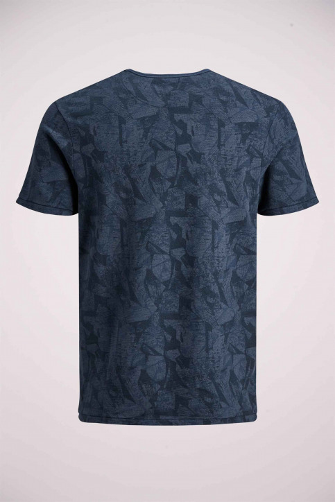 PREMIUM BLUE BY JACK & JONES T-shirts (korte mouwen) blauw 12157967_MOOD INDIGO img7