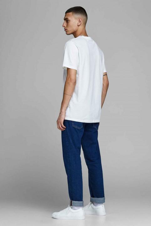 ORIGINALS BY JACK & JONES T-shirts (manches courtes) blanc 12158075_CLOUD DANCER img3