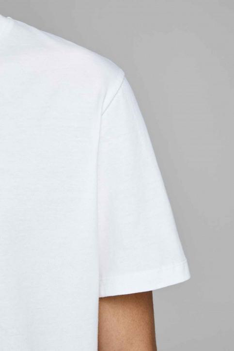 ORIGINALS BY JACK & JONES T-shirts (manches courtes) blanc 12158075_CLOUD DANCER img5