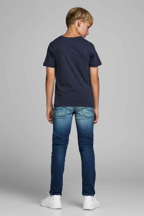 J & J Kids T-shirts manches courtes 12158416_175876 Navy Bla img2