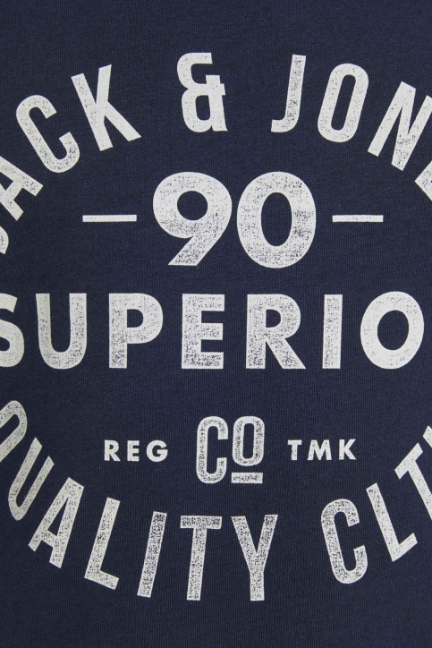 J & J Kids T-shirts manches courtes 12158416_175876 Navy Bla img3