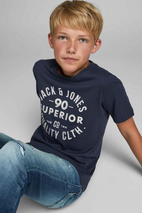 J & J Kids T-shirts manches courtes 12158416_175876 Navy Bla img6