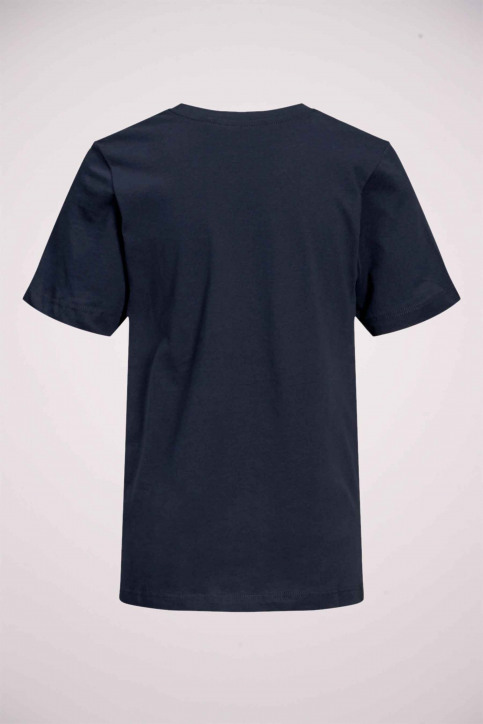 J & J Kids T-shirts manches courtes 12158416_175876 Navy Bla img8