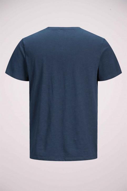 ORIGINALS BY JACK & JONES T-shirts (korte mouwen) blauw 12158757_NAVY BLAZER img8