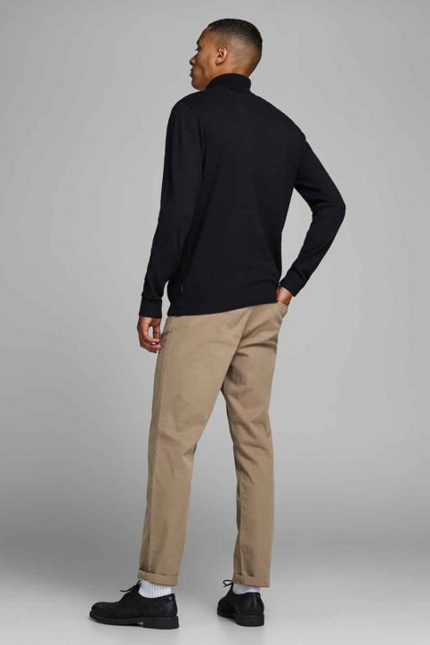 JACK & JONES JEANS INTELLIGENC Chino's beige 12159937_BEIGE img3