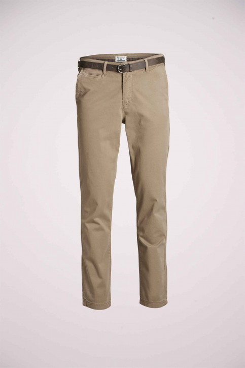 JACK & JONES JEANS INTELLIGENC Chino's beige 12159937_BEIGE img8