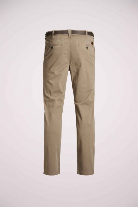 JACK & JONES JEANS INTELLIGENC Chino's beige 12159937_BEIGE img9