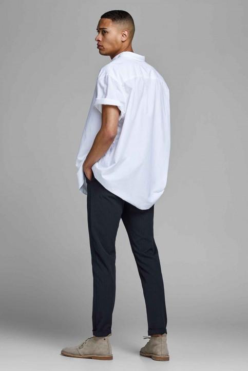 PREMIUM BY JACK & JONES Pantalons de saison bleu 12159956_DARK NAVY img3