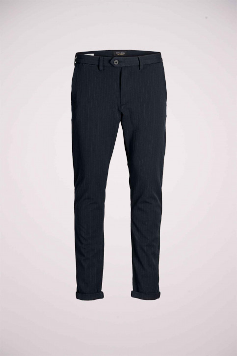 PREMIUM BY JACK & JONES Pantalons de saison bleu 12159956_DARK NAVY img5