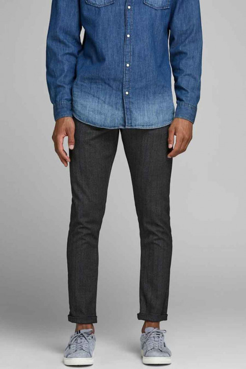 JACK & JONES JEANS INTELLIGENCE Chino's grijs 12159959_DARK GREY img1