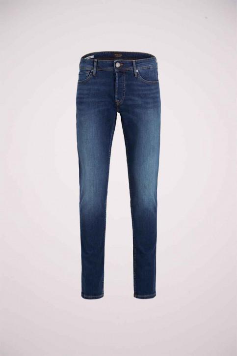 JACK & JONES JEANS INTELLIGENC Jeans slim denim 12164957_CJ 165 BLUE DEN img1