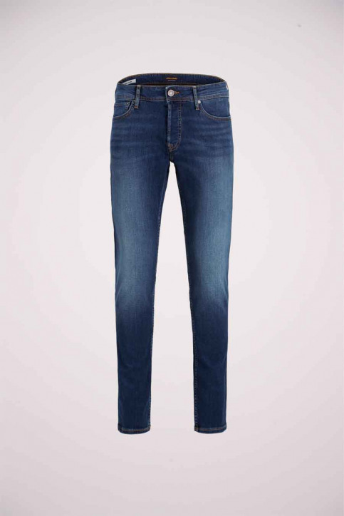 JACK & JONES JEANS INTELLIGENC Jeans slim denim 12164957_CJ 165 BLUE DEN img3