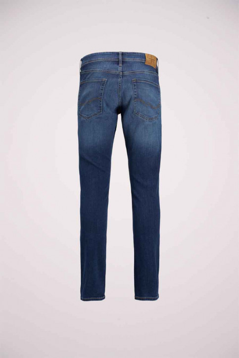 JACK & JONES JEANS INTELLIGENC Jeans slim denim 12164957_CJ 165 BLUE DEN img4