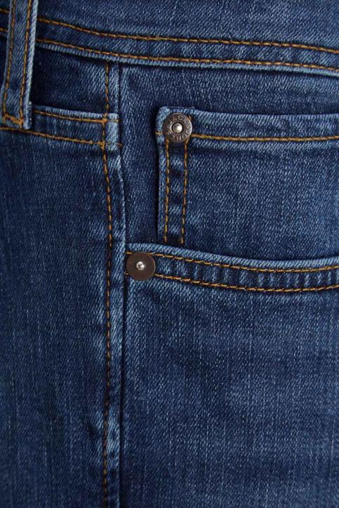JACK & JONES JEANS INTELLIGENC Jeans slim denim 12164957_CJ 165 BLUE DEN img6