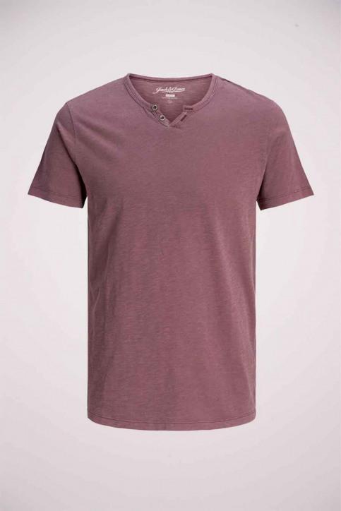 PREMIUM BLUE BY JACK & JONES T-shirts (manches courtes) bordeaux 12164972_PORT ROYALE SLI img1