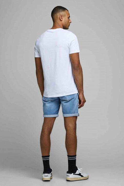 JACK & JONES JEANS INTELLIGENC Shorts denim denim 12166860_BLUE DENIM img3