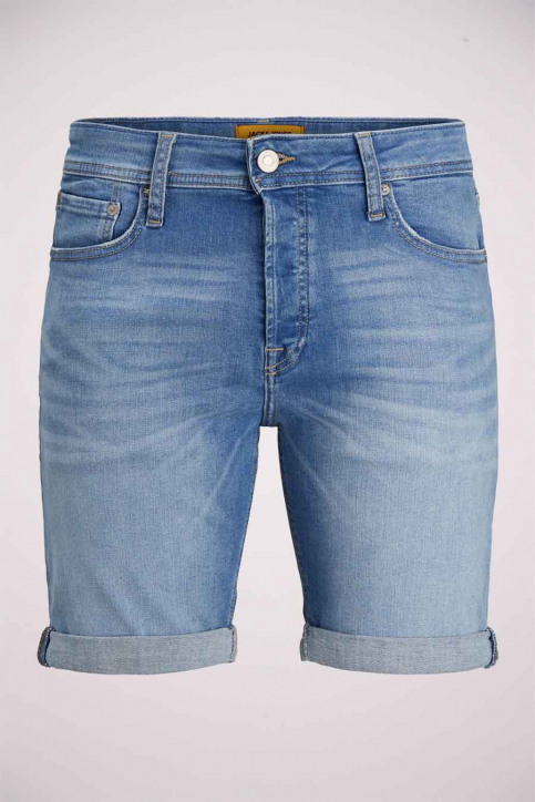 JACK & JONES JEANS INTELLIGENC Shorts denim denim 12166860_BLUE DENIM img6