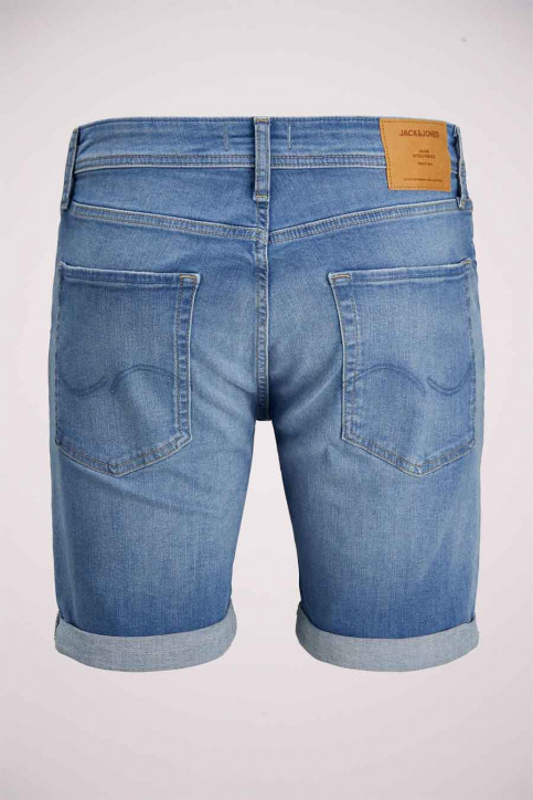 JACK & JONES JEANS INTELLIGENC Shorts denim denim 12166860_BLUE DENIM img7