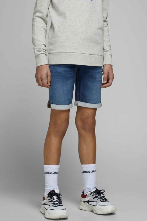 J & J Kids Shorts denim 12167640_BLUE DENIM img1