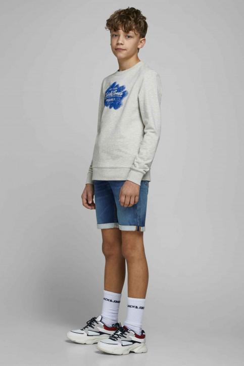 J & J Kids Shorts denim 12167640_BLUE DENIM img2