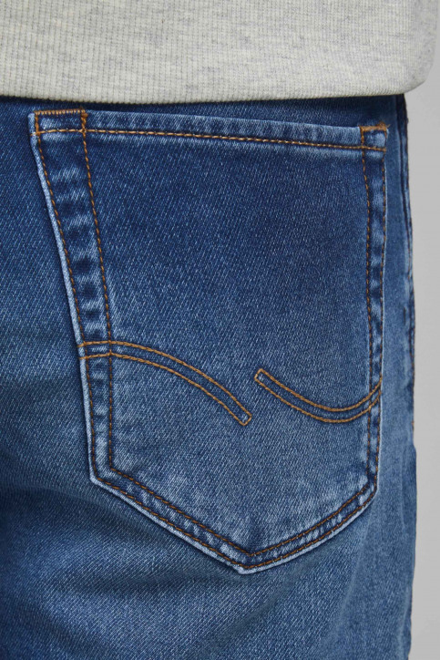 J & J Kids Shorts denim 12167640_BLUE DENIM img5