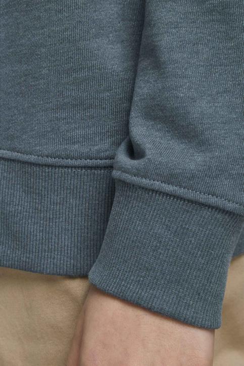 J & J Kids Sweaters met O-hals blauw 12167674_CHINA BLUE img3