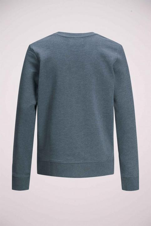 J & J Kids Sweaters met O-hals blauw 12167674_CHINA BLUE img8